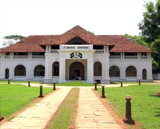 Shakthan Thamburan Palace